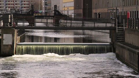 Spree river Footage