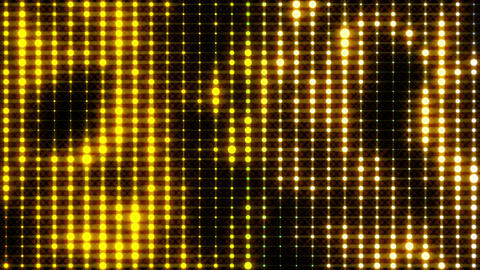 Colorful Led Lights 04 loop Animation