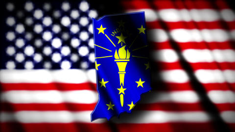 Indiana 03 Stock Video Footage