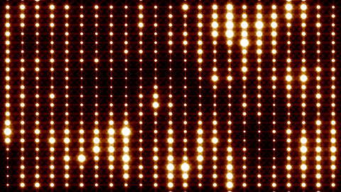 Led Lights 01 loop Stock Video Footage