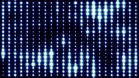 Led Lights 03 loop Stock Video Footage