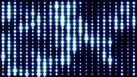 Led Lights 03 loop Stock Video Footage
