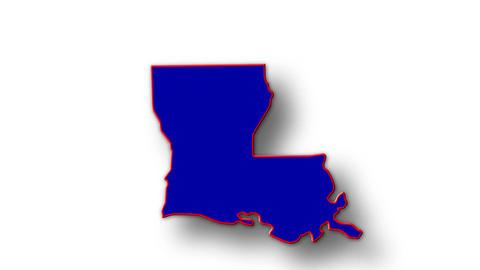 Louisiana 02 Stock Video Footage