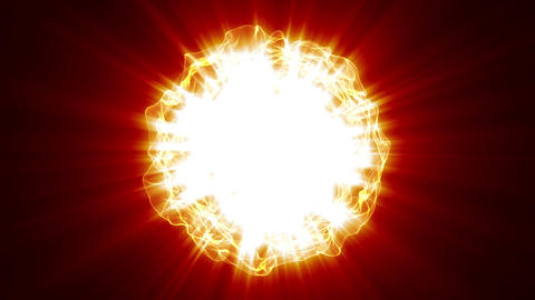 Nuclear Energy 01 explosion Stock Video Footage