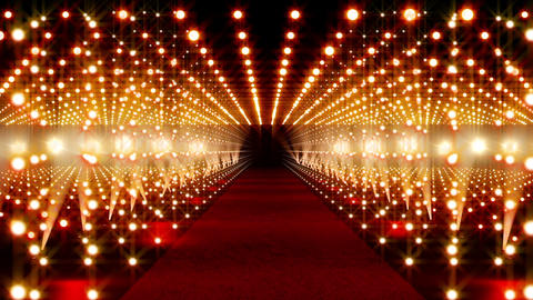 On The Red Carpet 10 Stock Video Footage