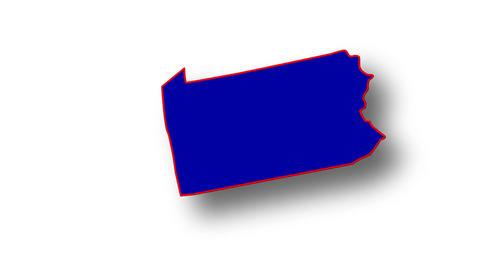 Pennsylvania 02 Stock Video Footage