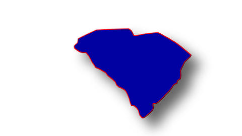 South Carolina 02 Stock Video Footage