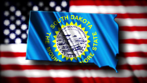 South Dakota 03 Stock Video Footage