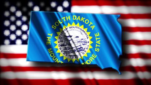 South Dakota 03 Animation
