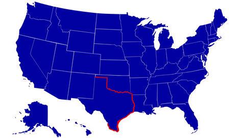 Texas 01 Animation