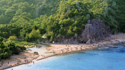 Olympos, Antalya Stock Video Footage