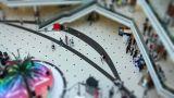 miniature shopping center Footage