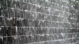 Heavy Rain Flows stock footage