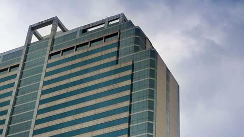 skyscraper Stock Video Footage