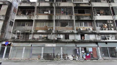 Slums Stock Video Footage