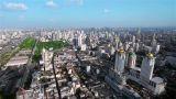 City panaroma Footage