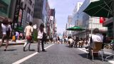 Crowd Ginza Tokyo SlowMotion 60fps 22 Footage