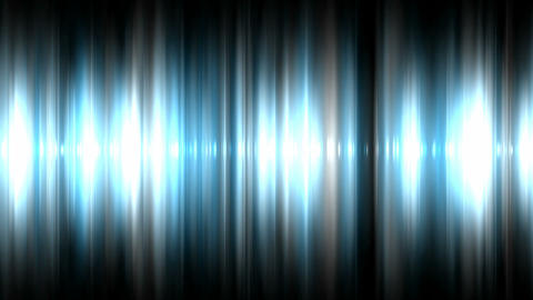 Audio waveform Animation