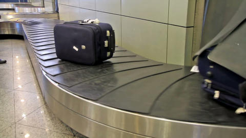 Baggage Stock Video Footage