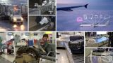 Traveler And His Luggage stock footage