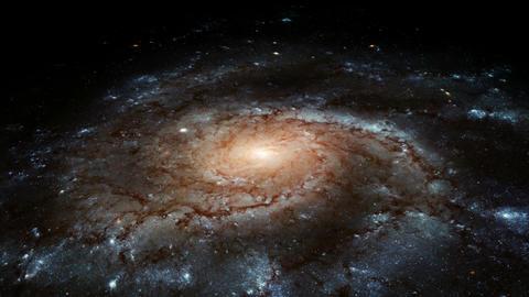 galaxy 01 Stock Video Footage