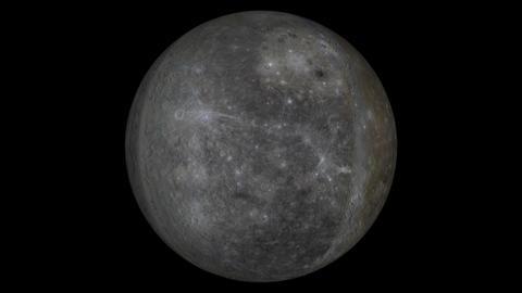 mercury loop Stock Video Footage