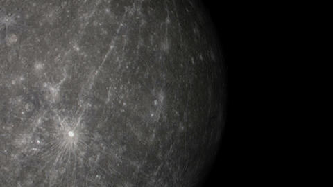 mercury voyage Stock Video Footage