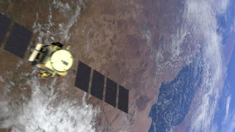 NASA calipso 01 Stock Video Footage