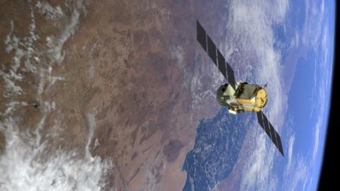NASA calipso 01 Animation