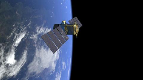 NASA calipso 03 Animation