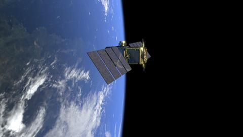 NASA calipso 03 Stock Video Footage