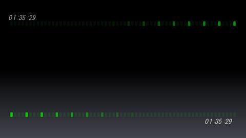 CountDown 120 B2b2 HD CG動画素材
