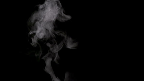 Steam from a Cup of Boiling Water Footage