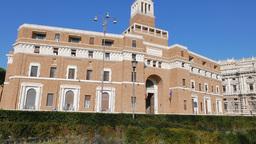 Tribunale di Sorveglianza. (supervisory review court) Rome, Italy Footage