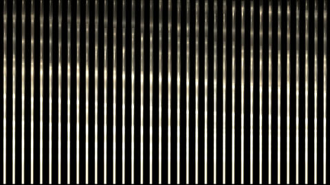 4k Waving Light On Metal Strips,stainless-steel Lines Rhythm,vj Music Backdrop stock footage