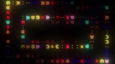 Arcade Game 8 Loop Pack 1080p 2
