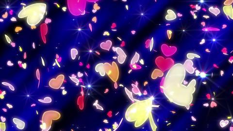 Heart neon p tornado Aw 4 K Animation