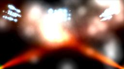 Stage light Background CG動画