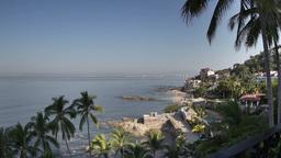 puerto vallarta mexico coast Footage