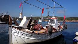 menorca boat02 Footage