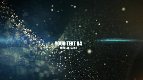 Formy Texts After Effects Template