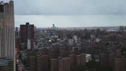 new york skyline manhattan NYC ny Footage