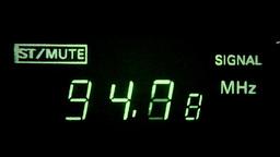 radio tuning0 Footage