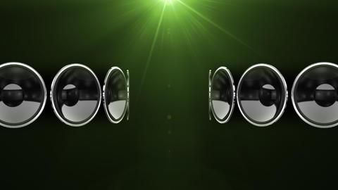 Disco Speaker 1