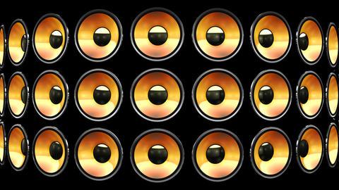 Disco Speaker BB2 HD Animation