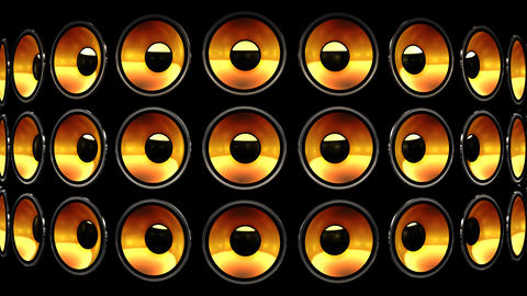 Disco Speaker BB4 HD CG動画