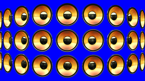 Disco Speaker BM2 HD Animation