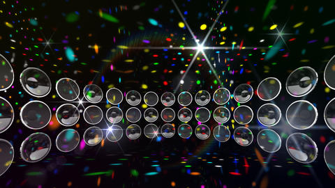 Disco Speaker DD2 HD Stock Video Footage