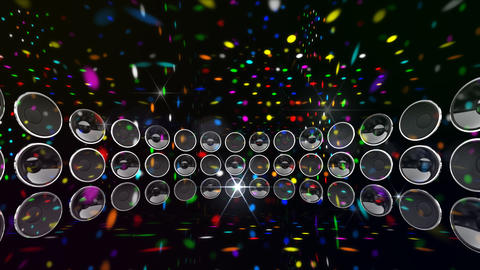 Disco Speaker DD2 HD Animation