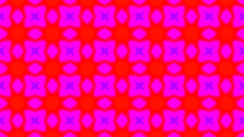 Psychedelic Kaleidoscope 02 Stock Video Footage